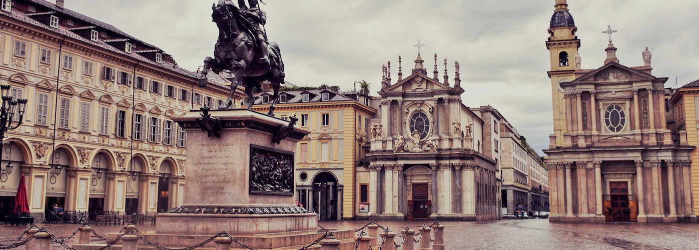 San Piazza Carlo Torino