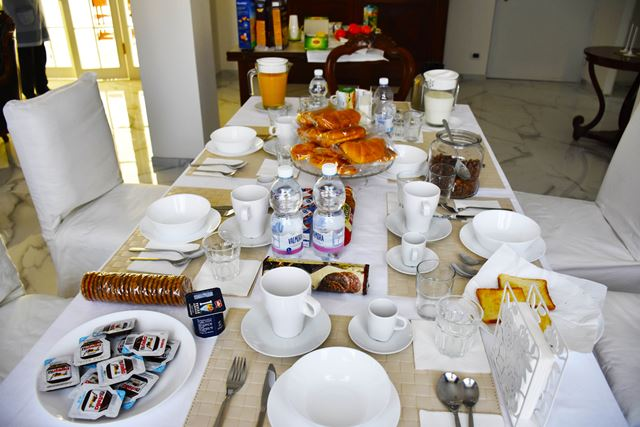 Colazione casa a Torino