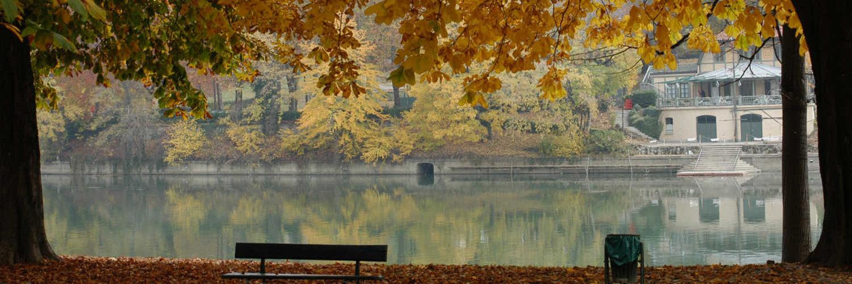 Torino colori autunno